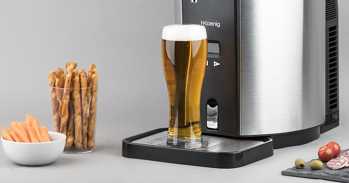 5 bonnes raisons d'avoir sa tireuse à bière !