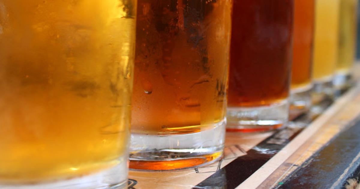 La consommation de bière des français