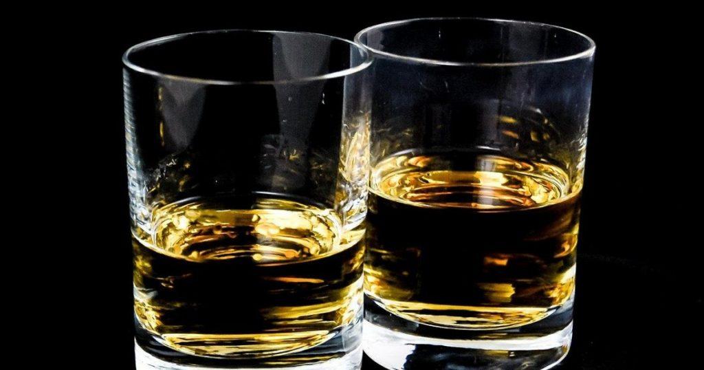 whisky de bonne qualité